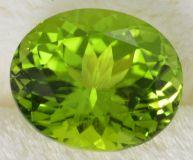 3.60ct Peridot - Vedic Healing Gemstone