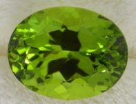 4.06ct Peridot - Vedic Healing Gemstone