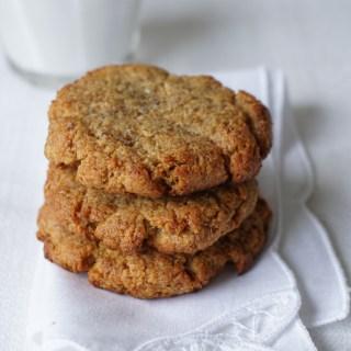 apricot n'oatmeal cookies {AIP}