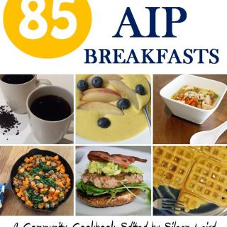 Amazing AIP Breakfasts : an E-Book, a Recipe and a Giveaway