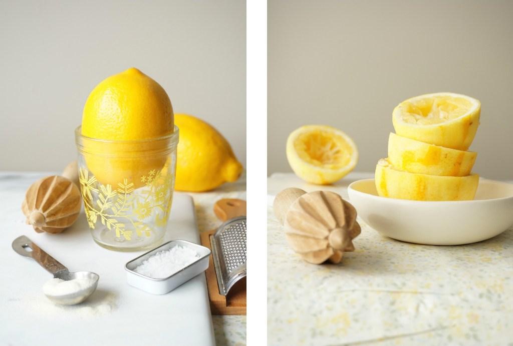 Meyer Lemon Fluff [AIP] Collage