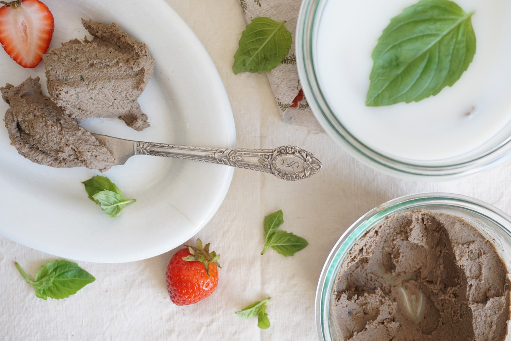 Beef Liver with Strawberries, Basil and Balsamic {Healing Family Eats}