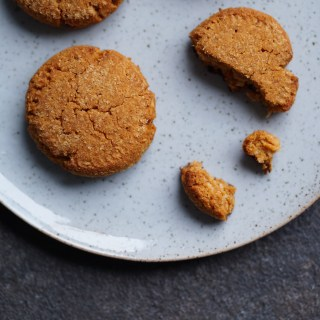 Sweet Potato, Coconut + Vanilla Cookies - HFE