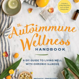 The Autoimmune Wellness Handbook, Green Breakfast Soup + A GIVEAWAY!