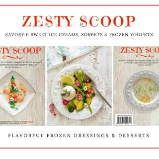 Zesty Scoop : Review and Giveaway