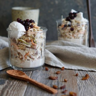 AIP Overnight Oats {AIP, Paleo}