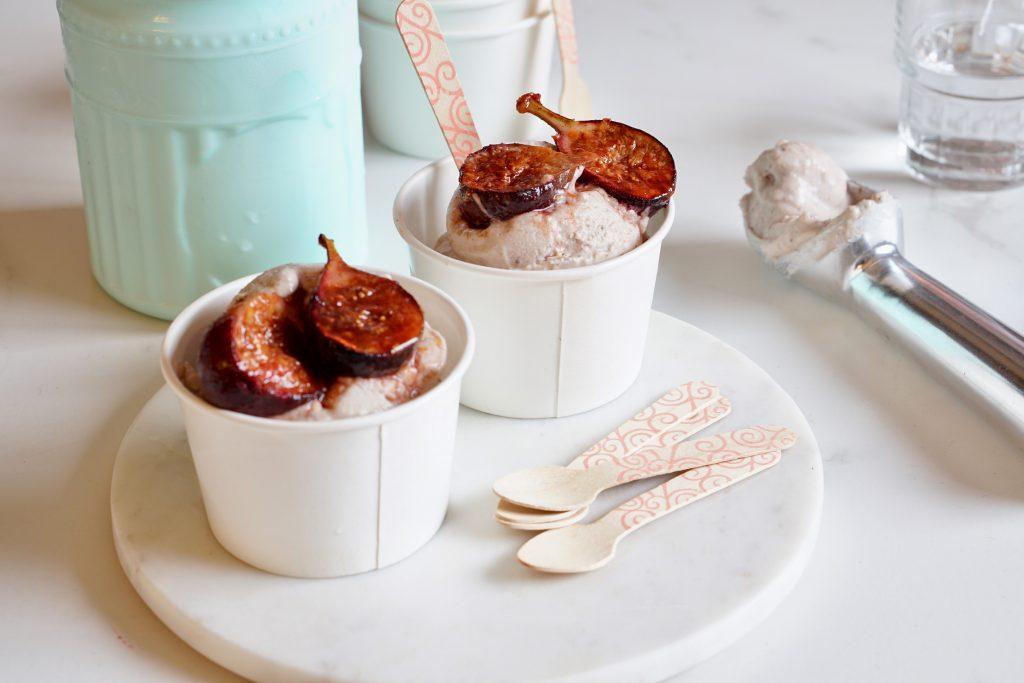 Roasted Fig Cinnamon Ice Cream [AIP]