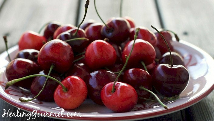 Cherries Reduce Inflammation by 25%!