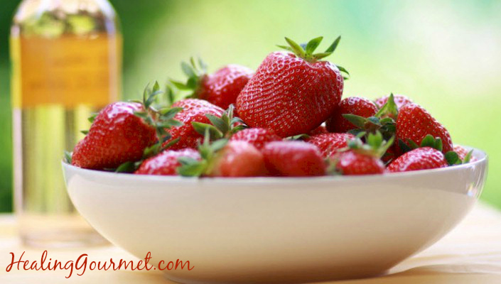 strawberries reduce inflammation