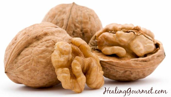 walnuts reduce inflammation