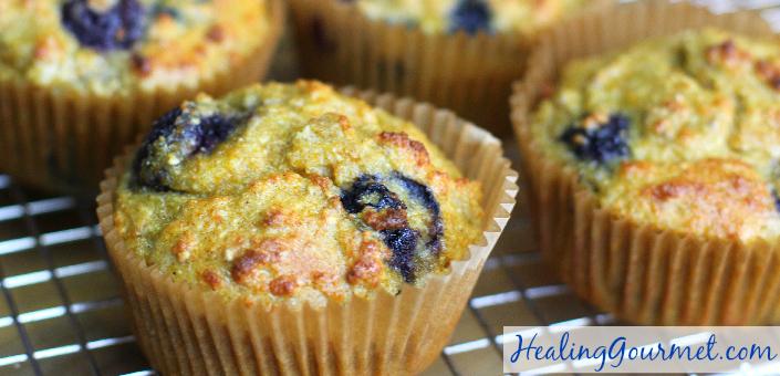 Paleo Pumpkin Muffins - Healing Gourmet