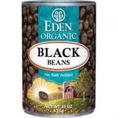 eden black beans