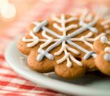 Gingerbread Cookies (Gluten Free, Dairy Free, Vegan)