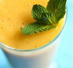 Pumpkin Pie Smoothie (Dairy Free, High Protein)