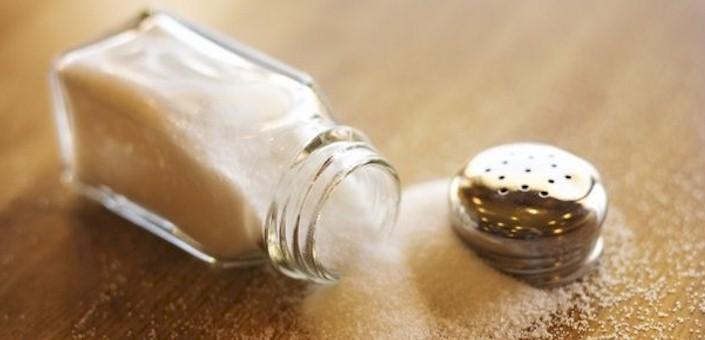 High Blood Pressure? Don't Blame the Salt Shaker!