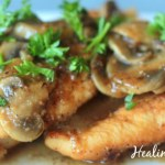 Paleo Chicken Marsala (Low Carb, Gluten-Free)