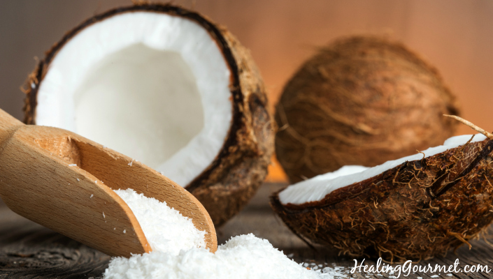 Coconut on Ketogenic Diet