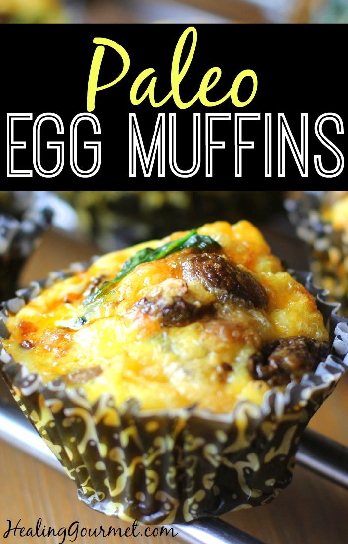 Easy Paleo Egg Muffins