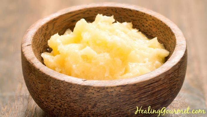 Tava Ghee: Better Than Butter?