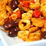 Easy + Delicious Paleo Calamari Recipe