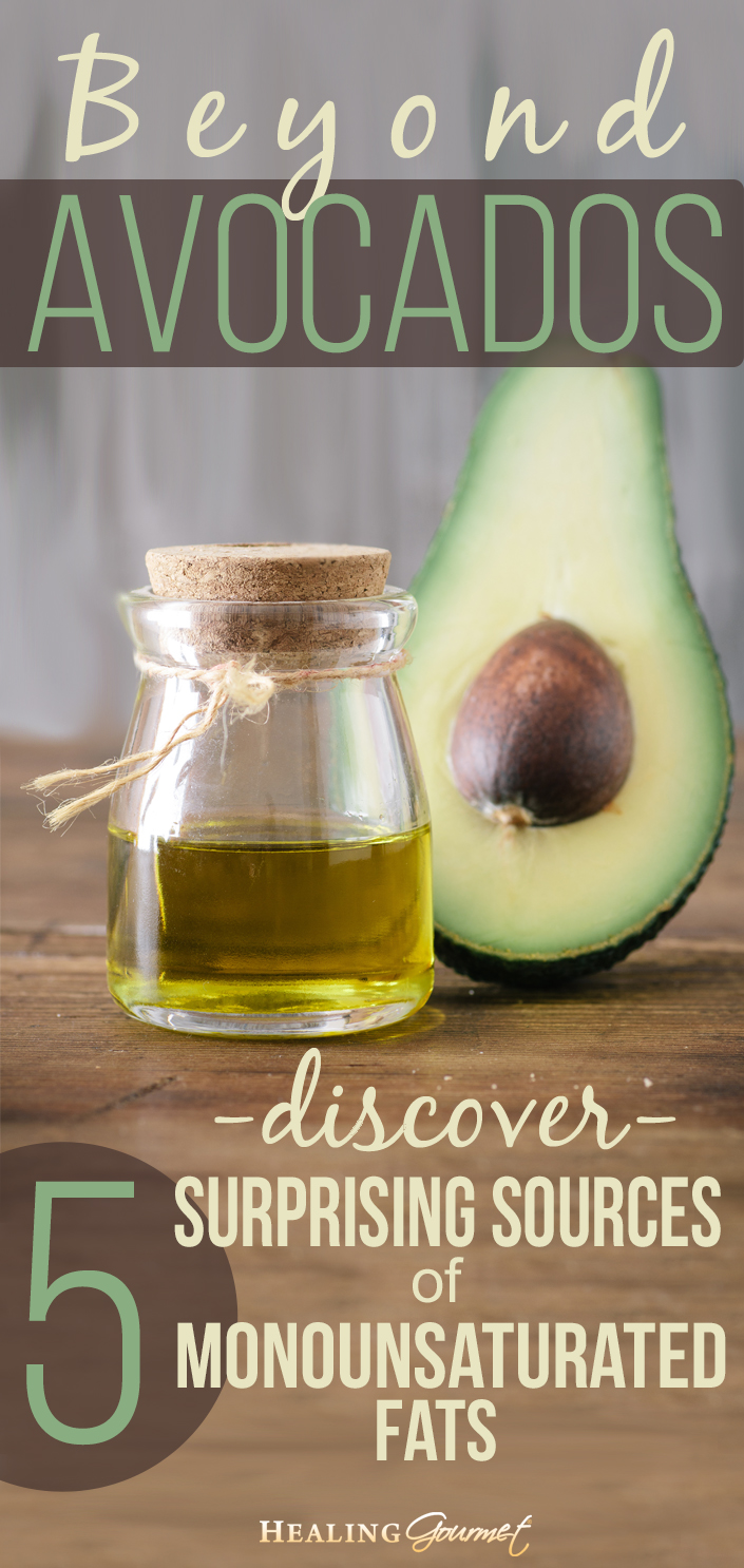 Are you eating enough monounsaturated fat? Discover these five delicious (and surprising) sources to add to your diet.