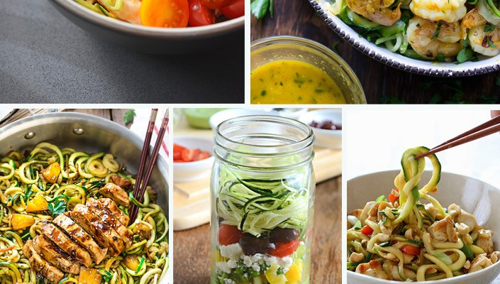 20 Best Zoodle Recipes