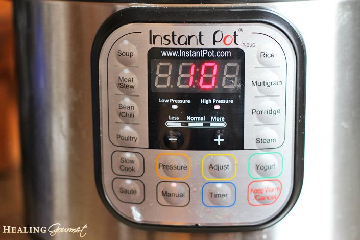 set timer 10 minutes for shredded chicken