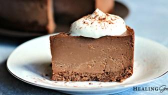 truffle keto cheesecake