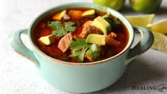 Instant Pot Mexican Pork Stew