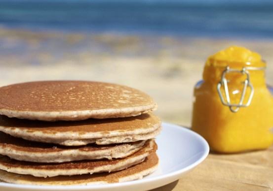 anti inflammatory low histamine paleo pancakes