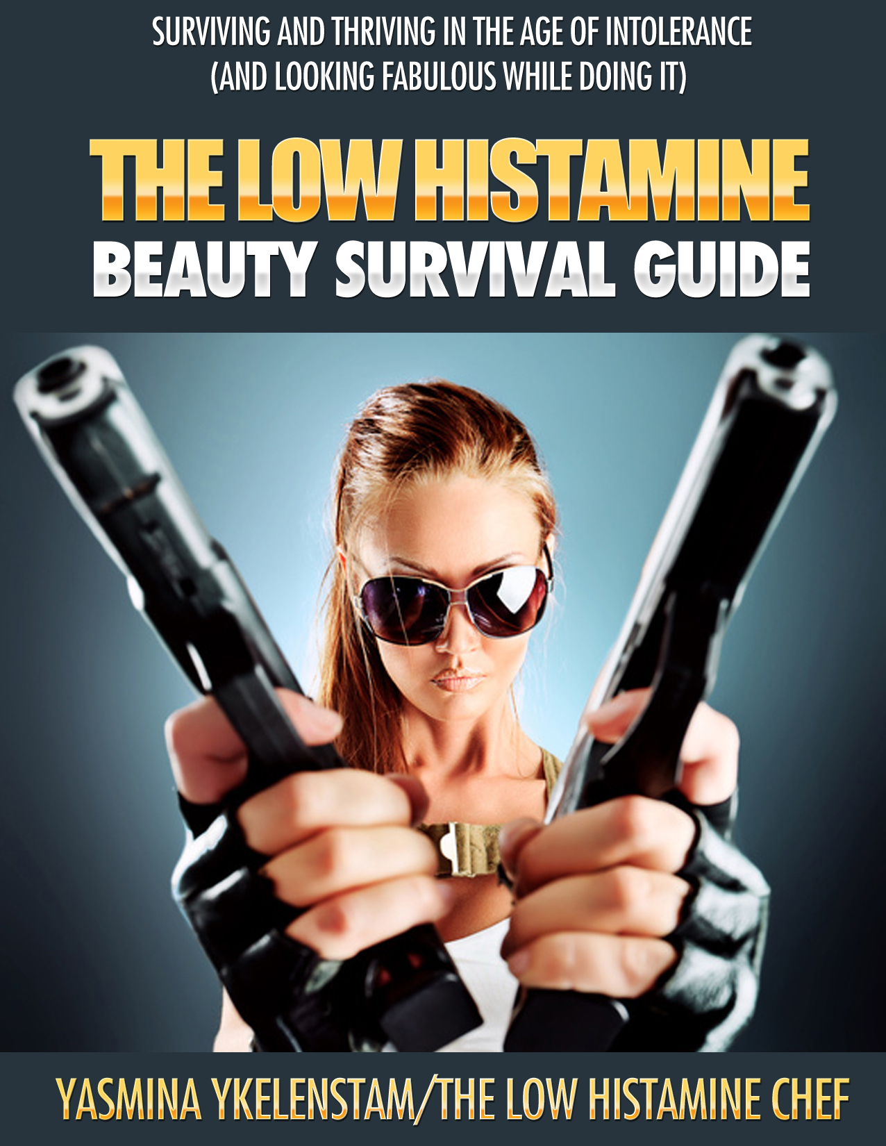 The Low Histamine Beauty Survival Guide is here!