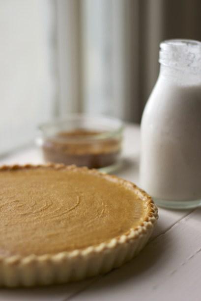 low histamine butternut squash pie