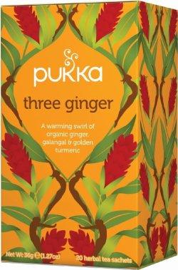 pukka tea three ginger