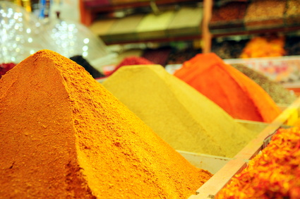 Middle Eastern & Indian spices lower histamine (and other biogenic amines) in foods!