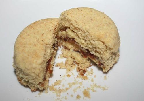 Lebanese Semolina Date Cookies