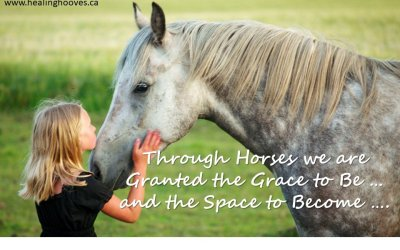 The Grace to Be … and the Space to Become …