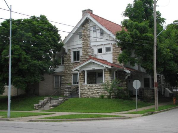 Cornerstone addiction recovery housing for men