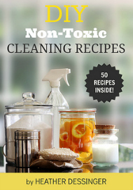 DIY Non-Toxic Beauty Recipes eBook