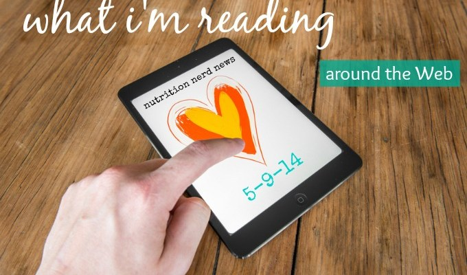 What I'm Reading Around the Web 5-9-2014