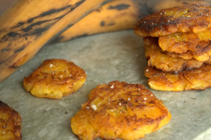Eating Starches for Adrenal Health (fried plantains)