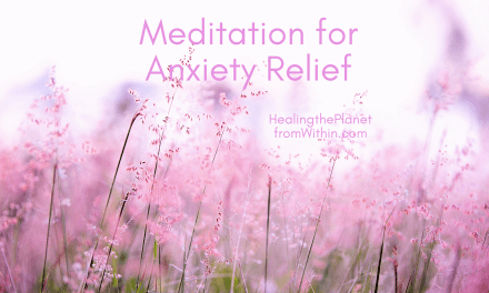 Meditation for Anxiety Relief | My Story