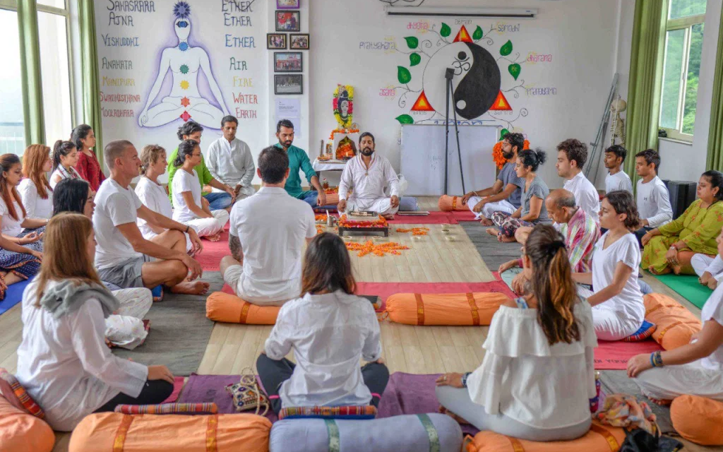 Kundalini Yoga Teacher Training at AdiYog Peeth, Rishikesh