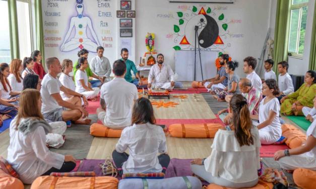 Kundalini Yoga Teacher Training at AdiYog Peeth, Rishikesh