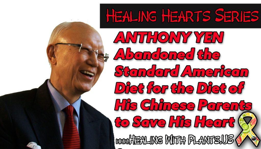 healing heart disease story Anthony Yen