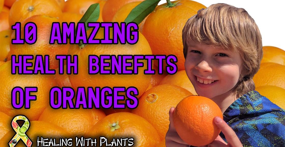 10 Amazing Health Benefits of Oranges