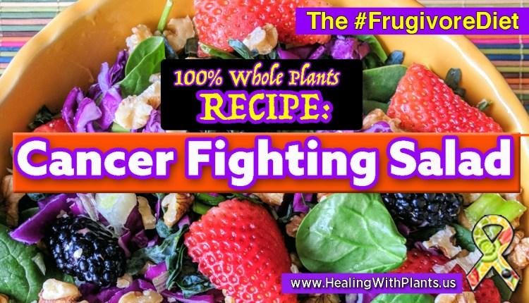 RECIPE: Cancer Fighting Salad