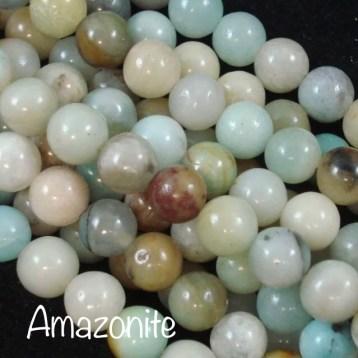 Amazonite: Balance, Calm, Truth, Empowerment, Boundaries