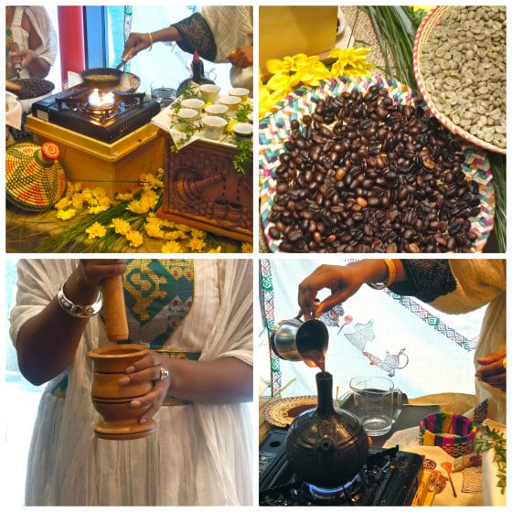 Coffee Is Our Bread: The Ethiopian Coffee Ceremony