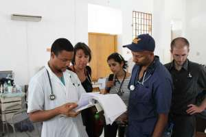 Making Global Health a Sustainable Career