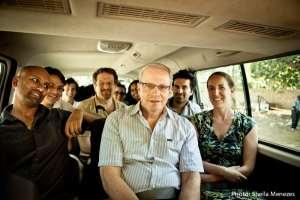 """Global Health Hospitalists: Strange but Noble Bedfellows"""